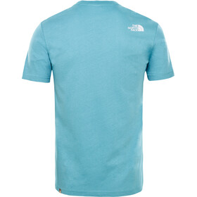 The North Face Never Stop Exploring S/S Tee Men Storm Blue